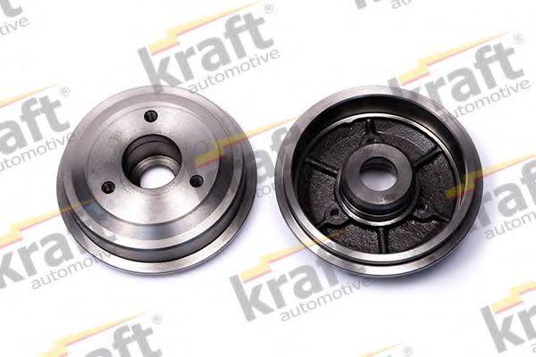 Тормозной барабан KRAFT AUTOMOTIVE 6065520