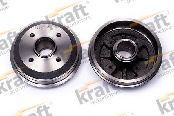 Тормозной барабан KRAFT AUTOMOTIVE 6065560