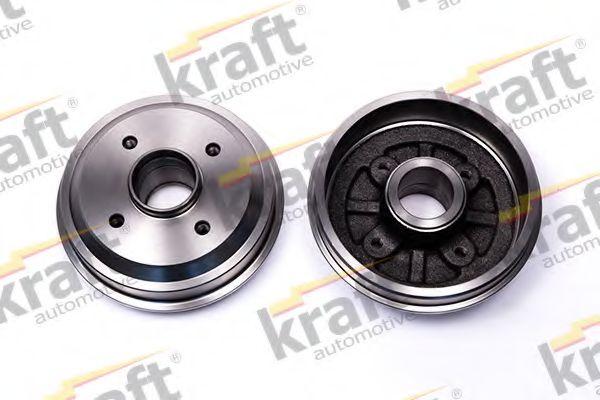 Тормозной барабан KRAFT AUTOMOTIVE 6066000