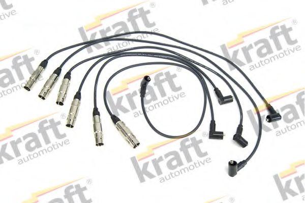 Комплект высоковольтных проводов KRAFT AUTOMOTIVE 9120180 SM