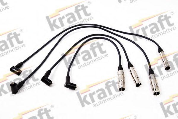 Комплект высоковольтных проводов KRAFT AUTOMOTIVE 9120225 SM
