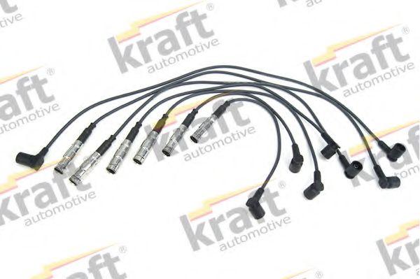 Комплект высоковольтных проводов KRAFT AUTOMOTIVE 9121025 SM
