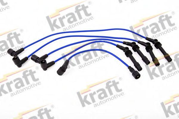 Комплект высоковольтных проводов KRAFT AUTOMOTIVE 9121538 SW