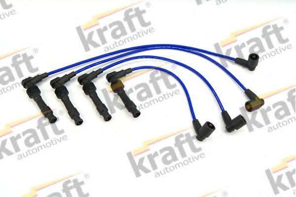 Комплект высоковольтных проводов KRAFT AUTOMOTIVE 9121558 SW