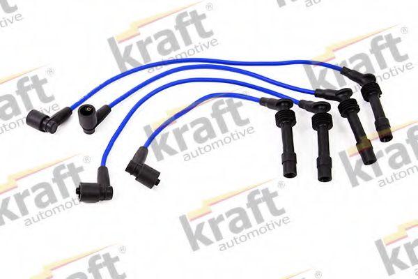 Комплект высоковольтных проводов KRAFT AUTOMOTIVE 9121815 SW
