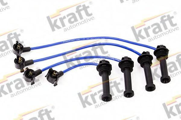 Комплект высоковольтных проводов KRAFT AUTOMOTIVE 9122051 SW