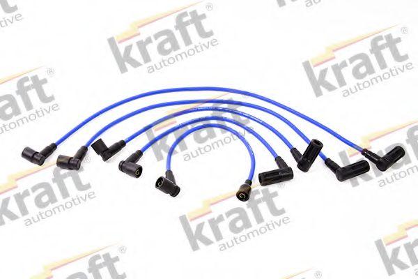 Комплект высоковольтных проводов KRAFT AUTOMOTIVE 9123025 SW
