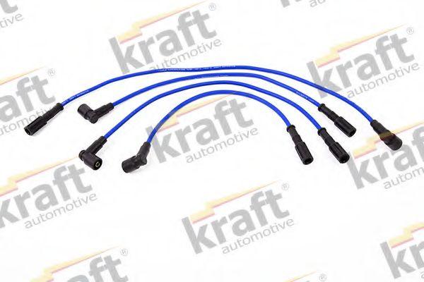 Комплект высоковольтных проводов KRAFT AUTOMOTIVE 9123280 SW