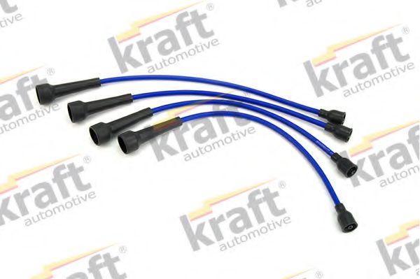 Комплект высоковольтных проводов KRAFT AUTOMOTIVE 9125025 SW