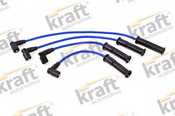 Комплект высоковольтных проводов KRAFT AUTOMOTIVE 9125052 SW