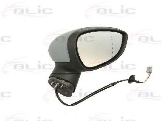 Зеркало заднего вида BLIC 5402-04-1112394P