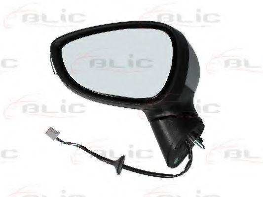 Зеркало заднего вида BLIC 5402-04-1113392P