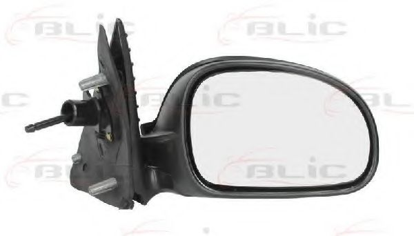 Зеркало заднего вида BLIC 5402-04-1115391P