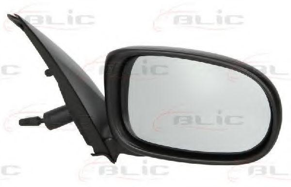 Зеркало заднего вида BLIC 5402-04-1115551P