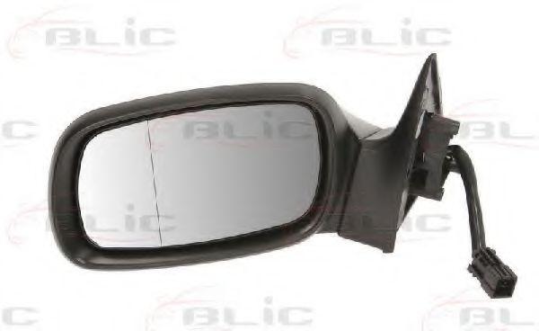 Зеркало заднего вида BLIC 5402-04-1117231P