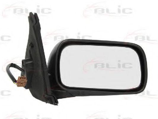 Зеркало заднего вида BLIC 5402-04-1121522P