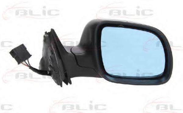 Зеркало заднего вида BLIC 5402-04-1121596