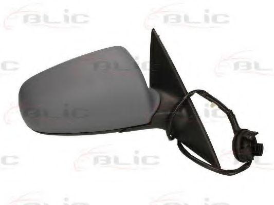 Зеркало заднего вида BLIC 5402-04-1121798