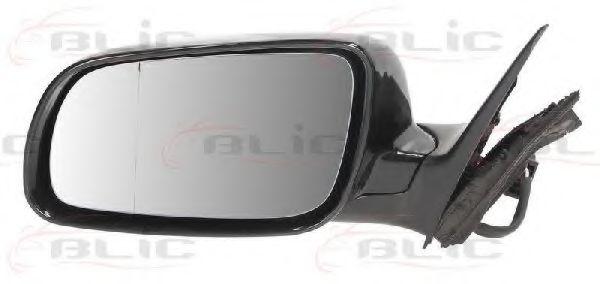 Зеркало заднего вида BLIC 5402-04-1125797