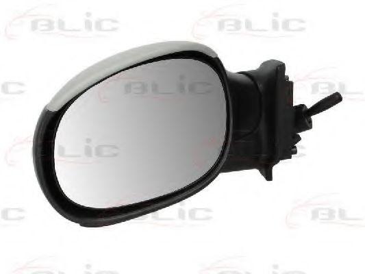 Зеркало заднего вида BLIC 5402-04-1137851