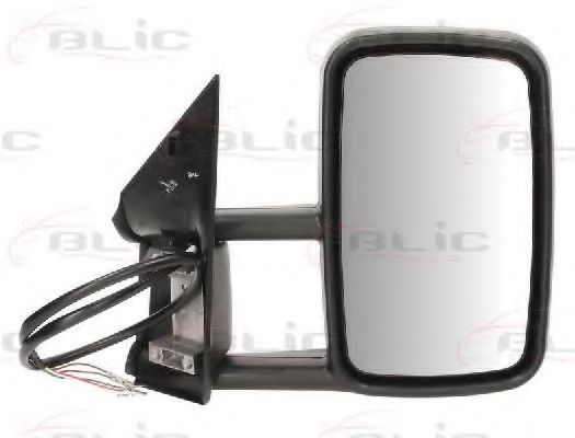 Зеркало заднего вида BLIC 5402-04-9221919