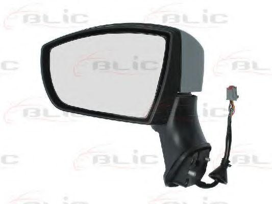 Зеркало заднего вида BLIC 5402-04-9929385