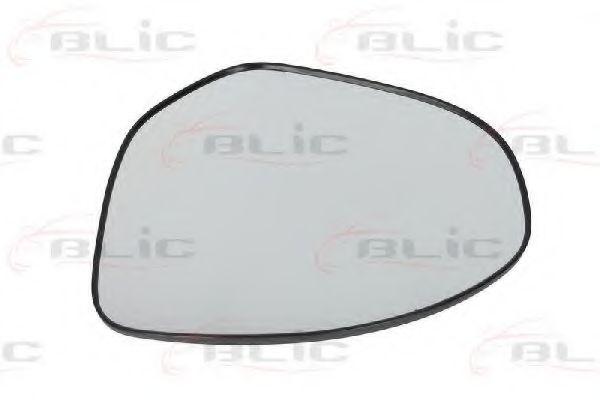 Стекло зеркала заднего вида BLIC 6102-02-1231152