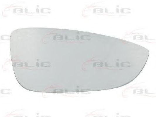 Стекло зеркала заднего вида BLIC 6102-02-1232133P