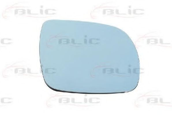 Стекло зеркала заднего вида BLIC 6102-02-1232199P