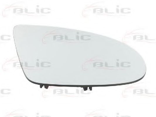 Стекло зеркала заднего вида BLIC 6102-02-1232791P