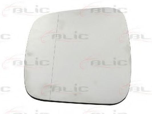 Стекло зеркала заднего вида BLIC 6102-02-1251351P