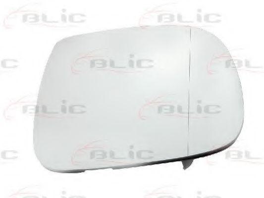 Стекло зеркала заднего вида BLIC 6102-02-1272799P