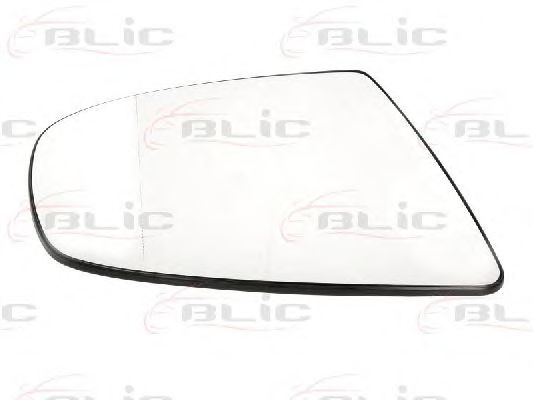 Стекло зеркала заднего вида BLIC 6102-02-1272889P