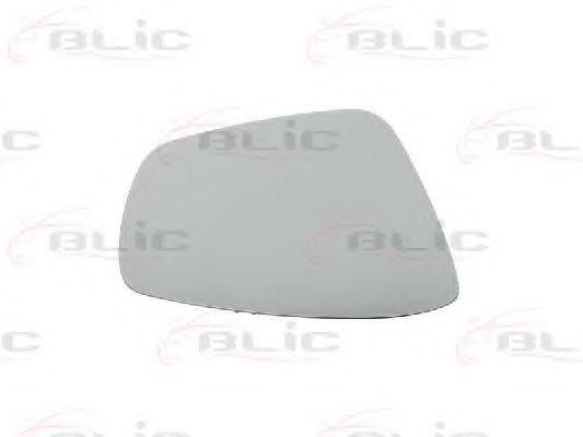 Стекло зеркала заднего вида BLIC 6102-02-1292123P