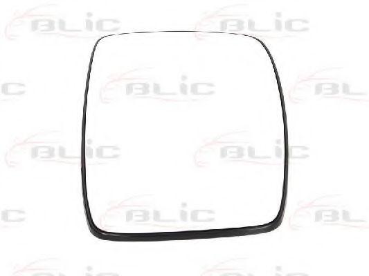 Стекло зеркала заднего вида BLIC 6102-02-1292955P