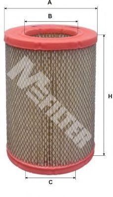 Воздушный фильтр MFILTER A 584