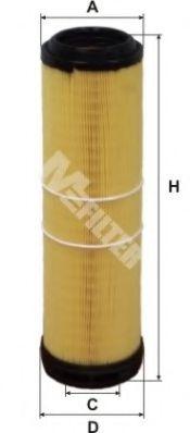 Воздушный фильтр MFILTER A 893