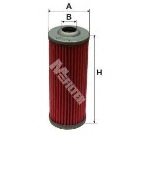 Топливный фильтр MFILTER DE 3101