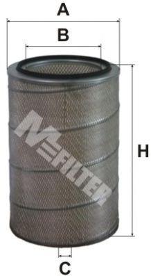 Воздушный фильтр MFILTER A 853