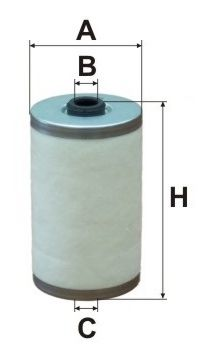 Топливный фильтр MFILTER DE 3110