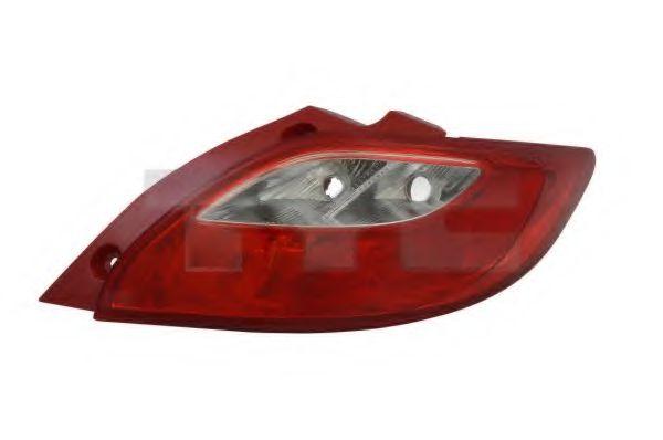 Задний фонарь TYC 11-11451-01-2