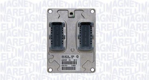 Блок управления, управление двигателем MAGNETI MARELLI 216160105403