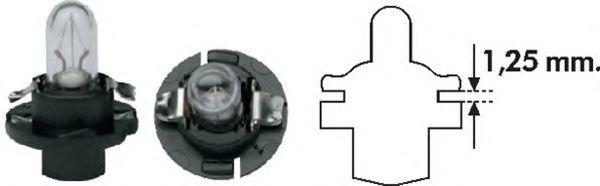 Лампа накаливания освещения щитка приборов MAGNETI MARELLI 002053000000